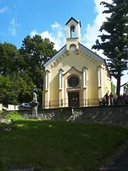 Kaple sv. Vavřince