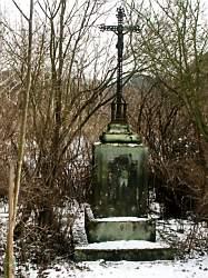 Železný kříž, Rakousy u Turnova